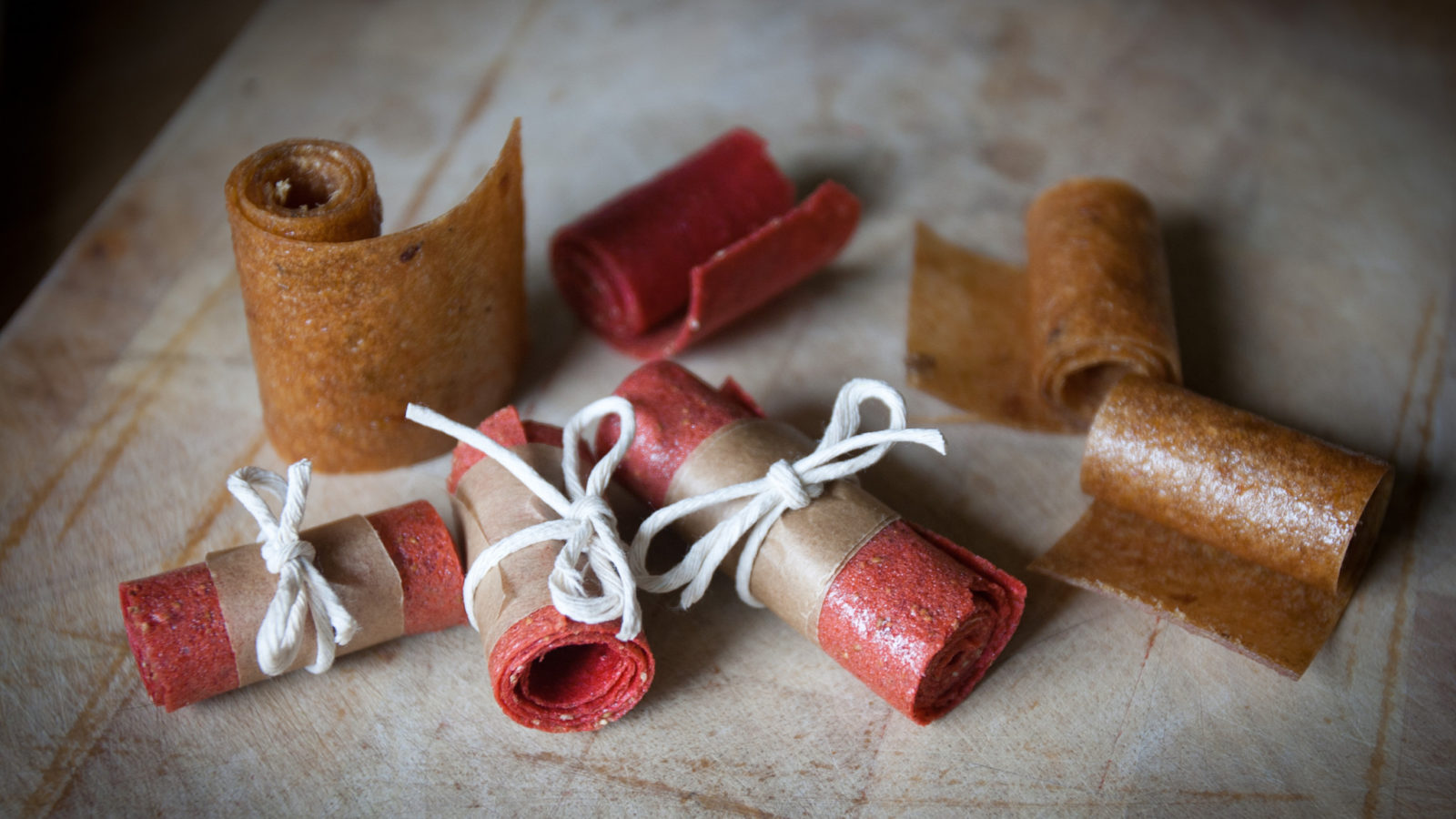 Homemade Fruit Leather - Make in the oven or dehydrator
