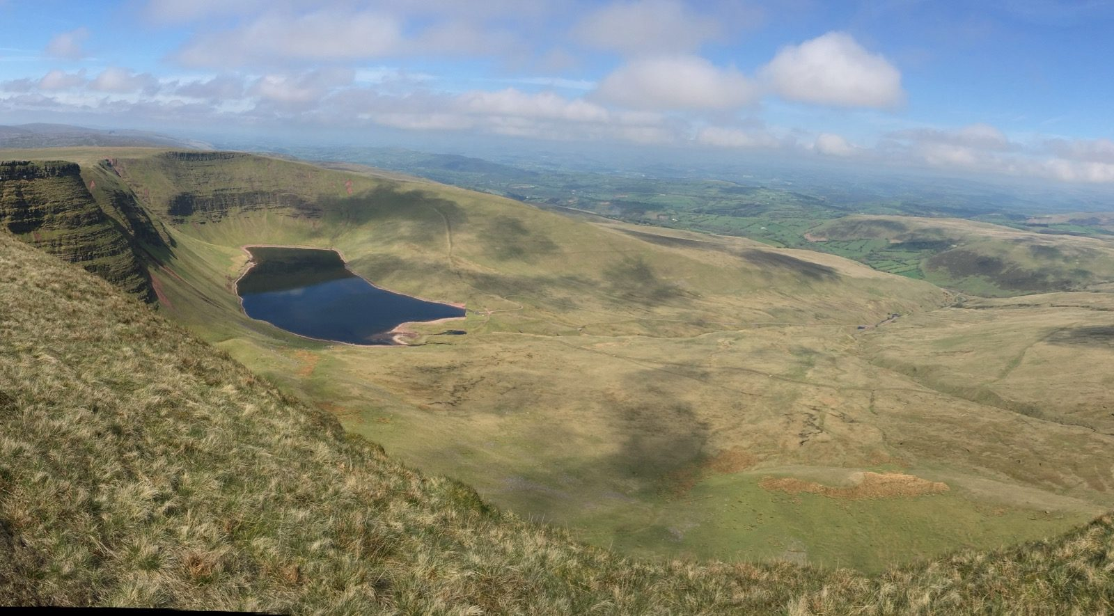 Breacon Beacons Wild Camping Routes