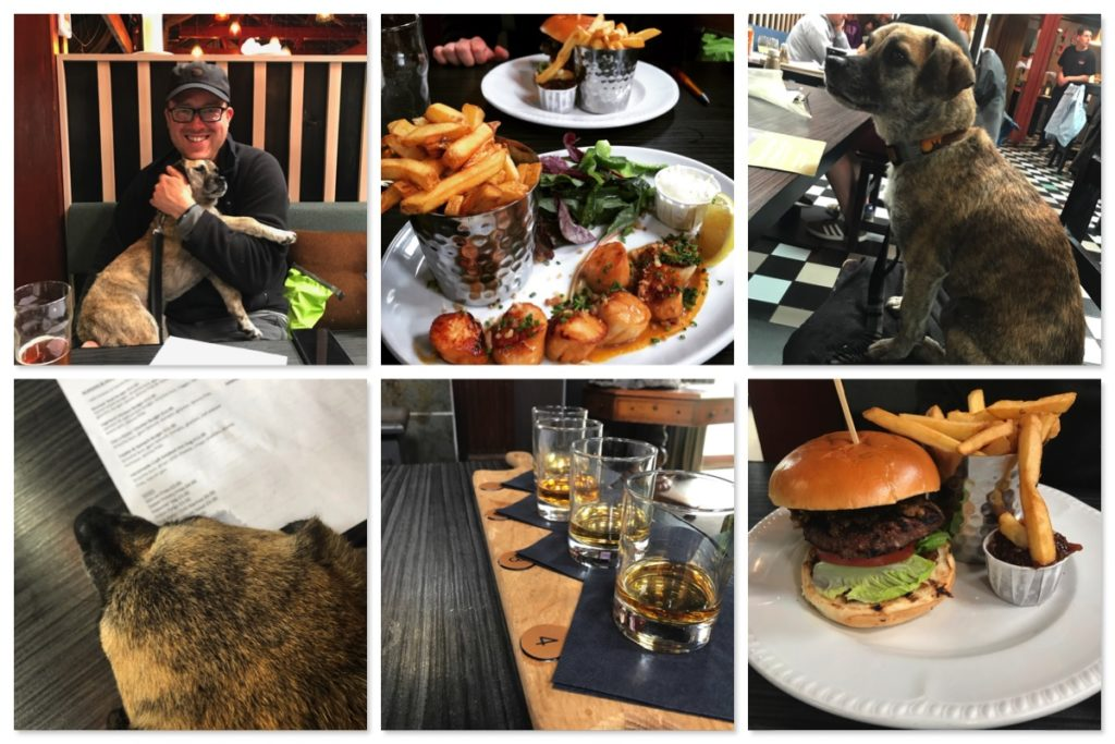 Skye Trail - Burgers and Whisky and Seuma's Bar
