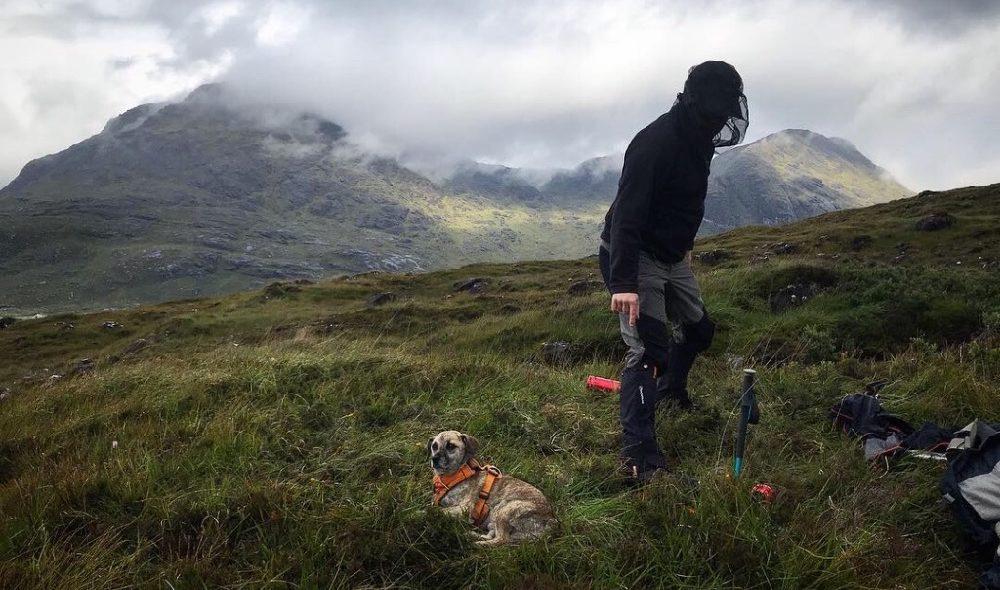 Skye Trail Midge Net