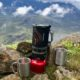 Wild Camping Kitchen: Jetboil