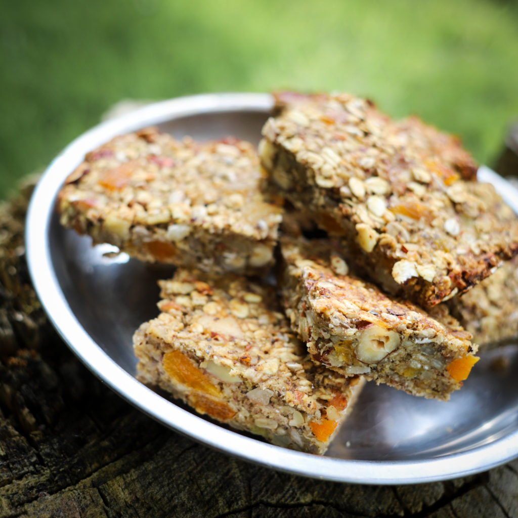 The best homemade energy bars for hiking and backpacking