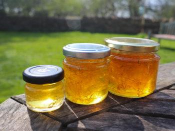 How to make Dandelion Jam from fresh dandelion petals