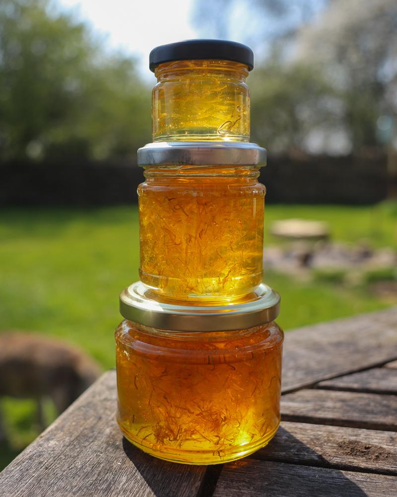 Dandelion Jam Recipe