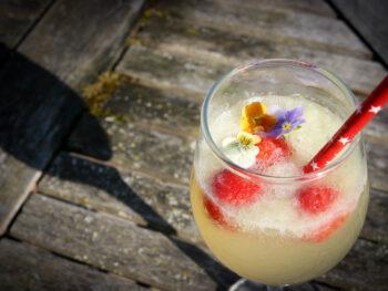 elderflower cordial cocktail