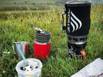 Cafflkano Klassic Camping Coffee
