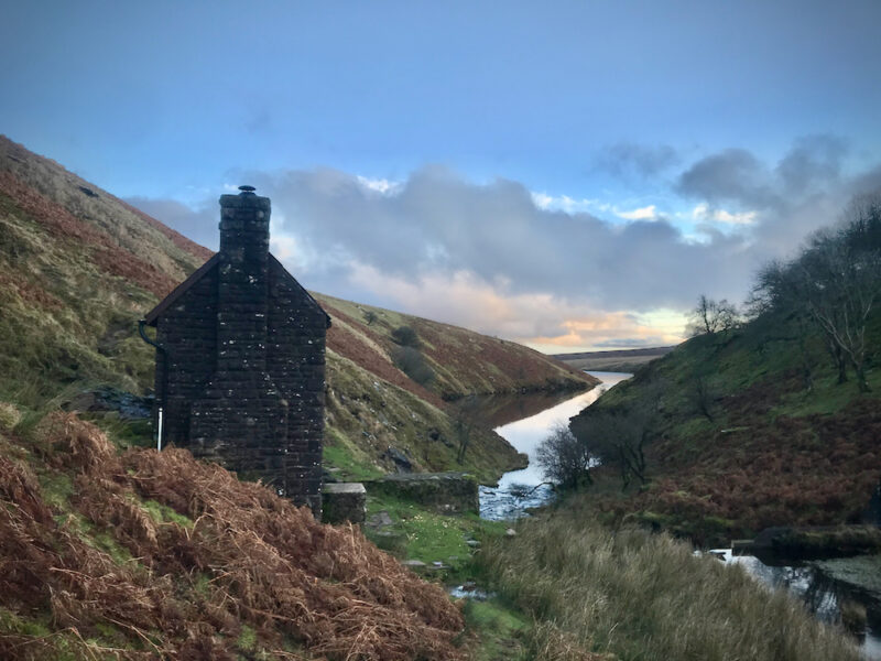 Grwyne Fawr Bothy, Black Mountains, Brecon Beacons, Wales