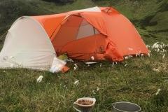 Skye Trail - Wild Camping, Trotternish Ridge