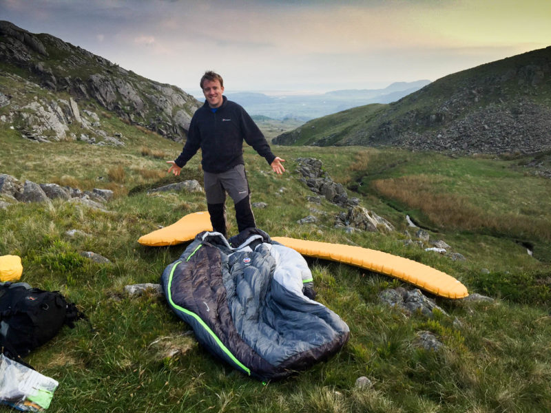 Review of the Big Agnes King Solomon Double Wide Sleeping Bag