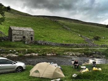 Minimalist Car Camping Checklist